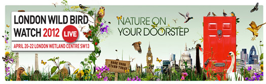 banner London Wild Bird Watch 2012
